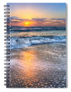 Shimmer Spiral Notebook