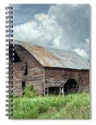 Shingle Barn 1 Spiral Notebook