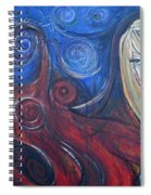 Shiva Rea's Sacred Fire Spiral Notebook