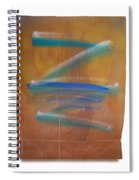 Shock Tide Two Spiral Notebook