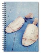 shoe trees II Spiral Notebook