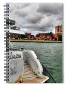Shore This Is The Life Spiral Notebook