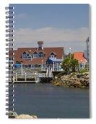Shoreline Village Spiral Notebook