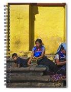 Short Leash Spiral Notebook