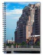 Shot Tower - Baltimore Spiral Notebook