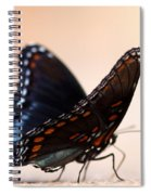 Showing Colors Spiral Notebook