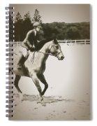 Showing Spiral Notebook