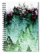 Shrouded In Fog Spiral Notebook