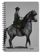 Sidesaddle Spiral Notebook