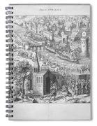 Siege Of Orleans, 1428-1429 Spiral Notebook