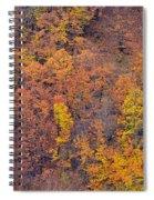 Sierra Nevada National Park Spiral Notebook