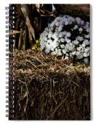 Sign's Of Fall Spiral Notebook