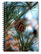 Signs Of Fall Spiral Notebook
