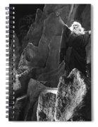 Silent Still: Biblical Spiral Notebook
