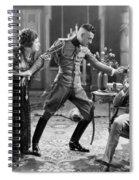 Silent Still: Soldier Spiral Notebook