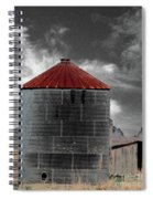 Silo 61 Spiral Notebook