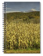 Silo Panorama Spiral Notebook
