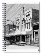 Silver City New Mexico Spiral Notebook