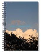 Silver Layer Spiral Notebook