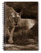 Simba 1 Spiral Notebook