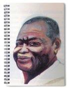 Simon Kimbangu Spiral Notebook