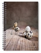Simple Things Easter 01 Spiral Notebook