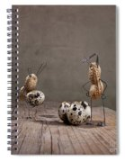 Simple Things Easter 02 Spiral Notebook