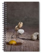Simple Things Easter 06 Spiral Notebook