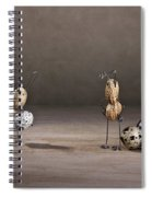 Simple Things Easter 09 Spiral Notebook