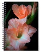 Simply Glad Spiral Notebook