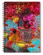 Singing For Freedom - Dancing For Joy Spiral Notebook