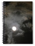 Sinister Skies Spiral Notebook