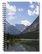 Sinopah Reflected Spiral Notebook
