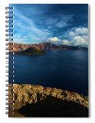 Sinott Overlook Spiral Notebook