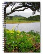 Sintra Landscape Spiral Notebook