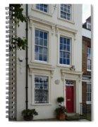 Sir Christopher Wren's Home Spiral Notebook