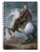 Sir Jeffrey Amherst Spiral Notebook