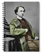Sir John A. Macdonald Spiral Notebook