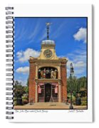 Sir John Bennett Clock Shop Spiral Notebook