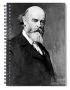 Sir Oliver Joseph Lodge Spiral Notebook