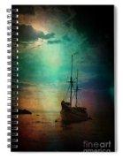 Siren Spiral Notebook