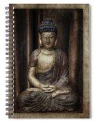 Sitting Buddha Spiral Notebook