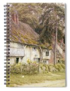 Six Bells Hollingbourne Kent  Spiral Notebook