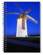 Skerries Mills Co Fingal, Ireland Spiral Notebook