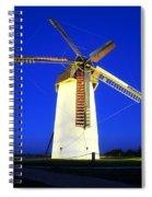Skerries Windmill, Co Dublin, Ireland Spiral Notebook