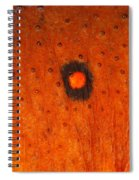 Skin Of Eastern Newt Spiral Notebook