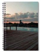 Skinny Dip Spanish Style Spiral Notebook