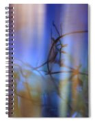 Skky Blue Thyme Spiral Notebook