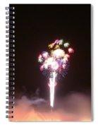 Sky Bouquet Spiral Notebook