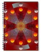 Sky Clock 2012 Spiral Notebook